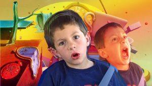 پوستر پرونده دیوید بعد از دندانپزشکی