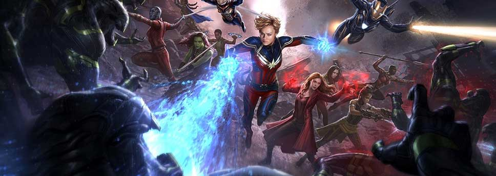 دانلود فیلم Avengers : Endgame