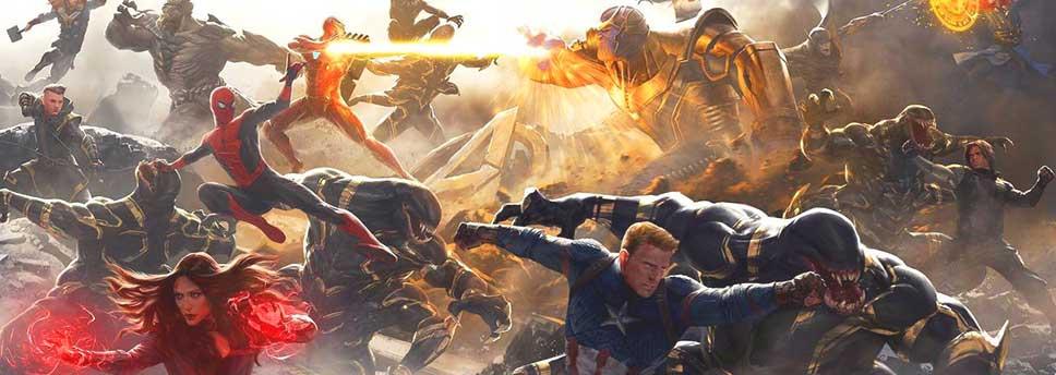 دانلود فیلم Avengers : Infinity War محصول دنیای سینمایی مارول
