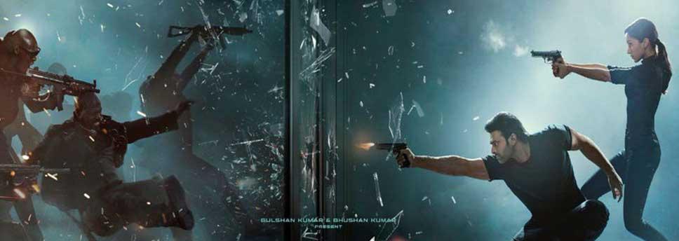 پوستر فیلم Saaho محصول کشور هند