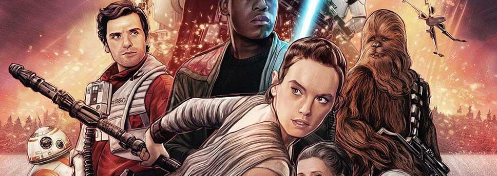 پوستر فیلم جنگ ستارگان : نیرو برمیخیزد