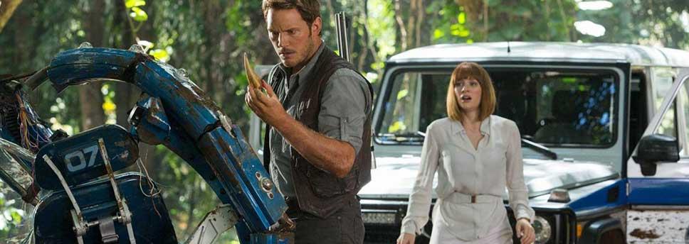 دانلود پوستر فیلم Jurassic World