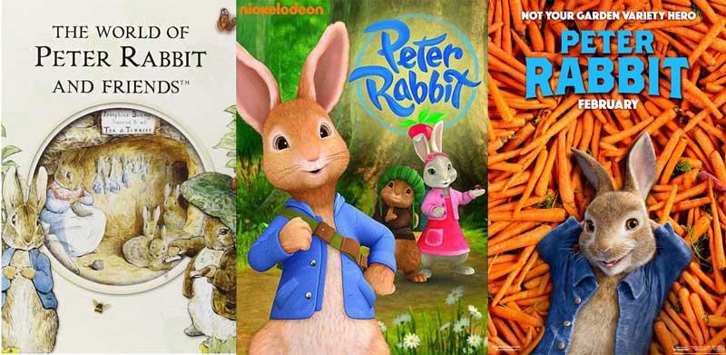 دانلود انیمیشن پیتر خرگوشه
