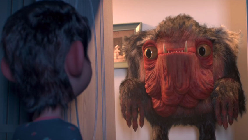 دانلود انیمیشن بازگشت هیولا