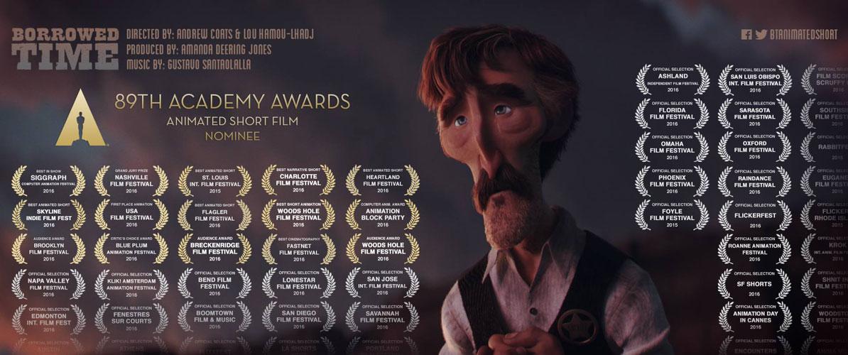Borrowed Time Short Film awards