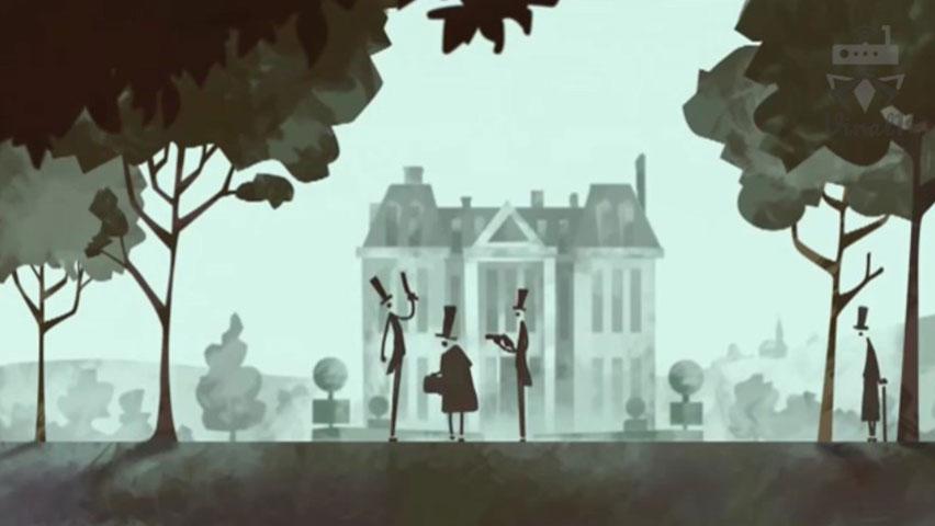 انیمیشن کوتاه دوئل