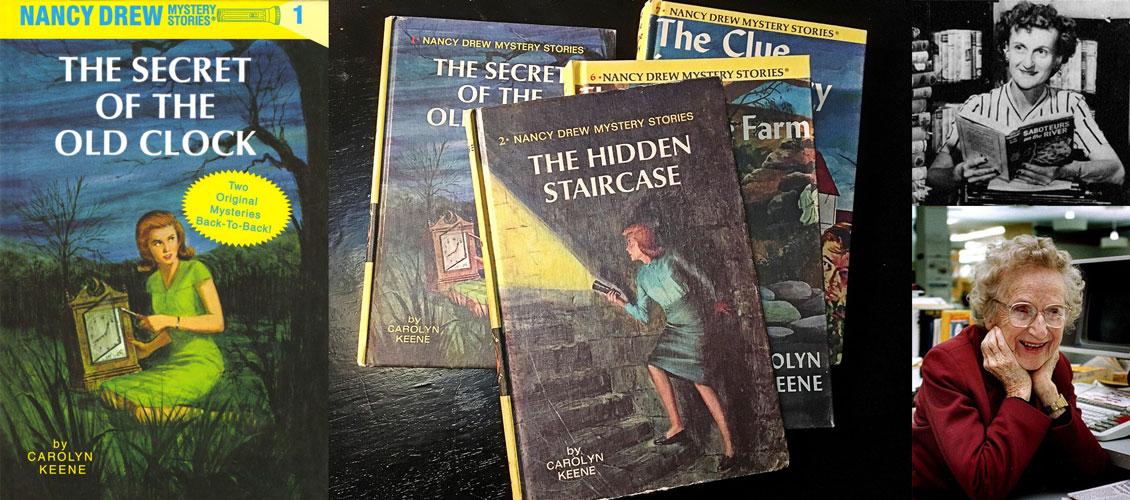 مجموعه کتاب های نانسی درو