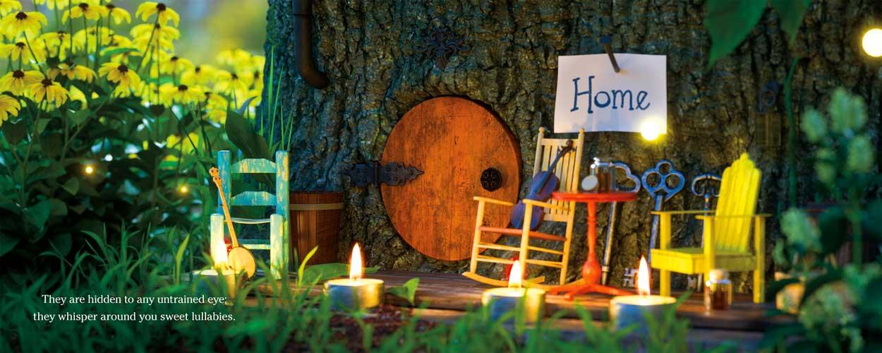 خانه پری ها در جنگل های کانزاس