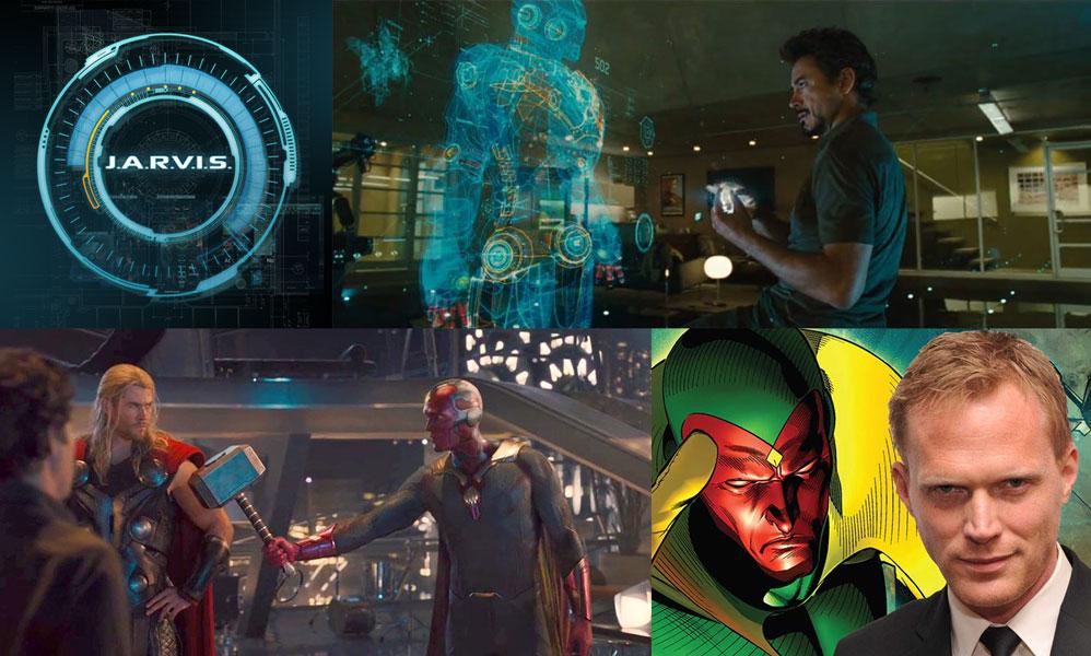 جارویس ، هوش مصنوعی Iron Man