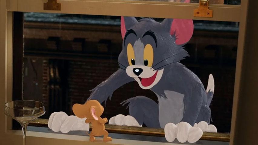 تریلر انیمیشن سینمایی تام و جری