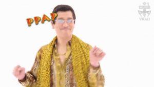 موزیک ویدئوی PPAP جزو ۱۰۰ آهنگ برتر بیلبورد آمریکا