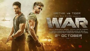 تریلر فیلم هندی War + لیست فیلم های تایگر شروف ستاره جوان فیلم های هندی