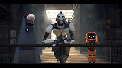 انیمیشن سریالی love death and robots
