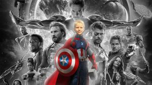 پوستر داستان پسربچه 6 ساله