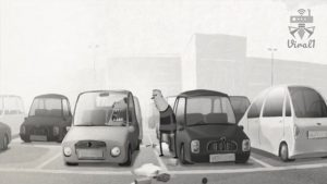 دانلود انیمیشن کوتاه پارکینگ