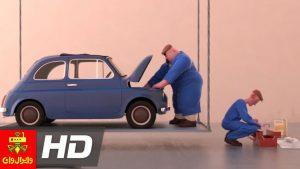 انیمیشن کوتاه HD Voltige