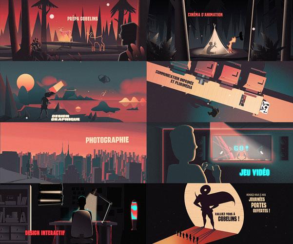 دانلود انیمیشن های استودیوی گابلینز