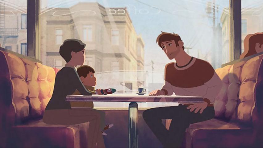 انیمیشن یک روز One Day از دانشگاه انیمیشن گابلینز محصول سال ۲۰۱۲