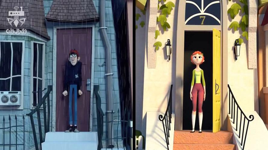 دانلود انیمیشن کوتاه خوش شانس و بد شانس