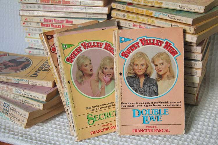مجموعه کتاب Sweet Valley High
