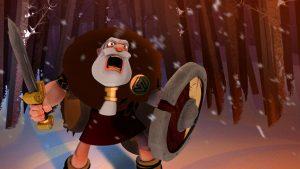دانلود انیمیشن The Saga of Biôrn