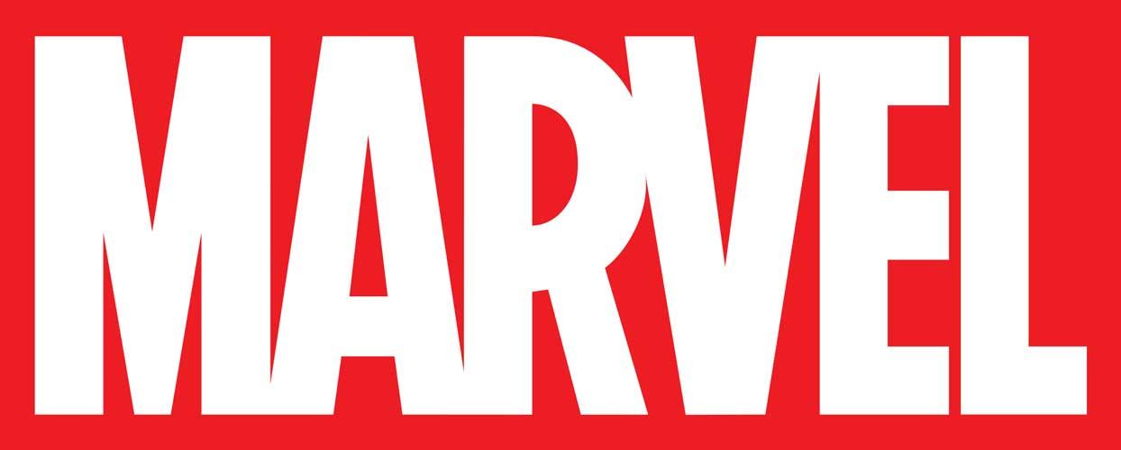 لوگوی دنیای سینمایی مارول