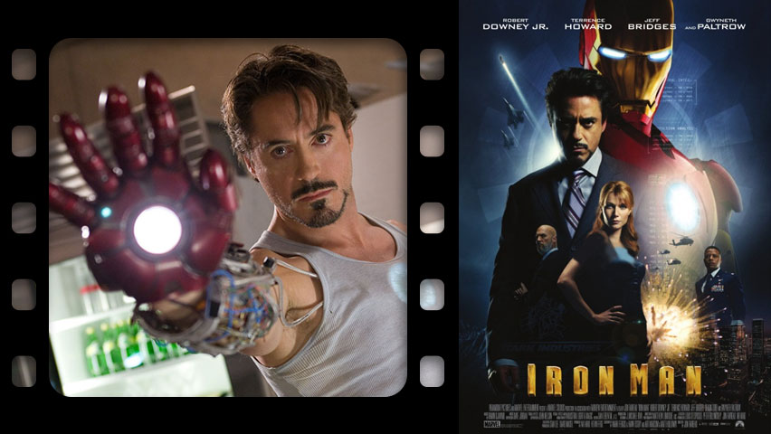 دانلود فیلم iron man با دوبله فارسی