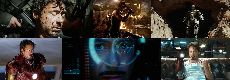 تصویری از فیلم Iron man 2008
