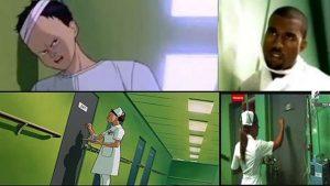 موزیک ویدئوی Stronger از کانیه وست و تقلید آن از انیمیشن آکیرا akira