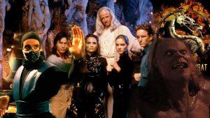موزیک ویدئوی مورتال کومبت با صحنه های اولین فیلم سینمایی Mortal Kombat