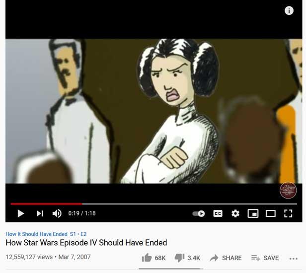 قسمت چهارم جنگ ستارگان