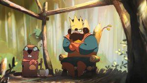انیمیشن کوتاه فرانسوی پادشاه Le Royaume از مدرسه گابلینز